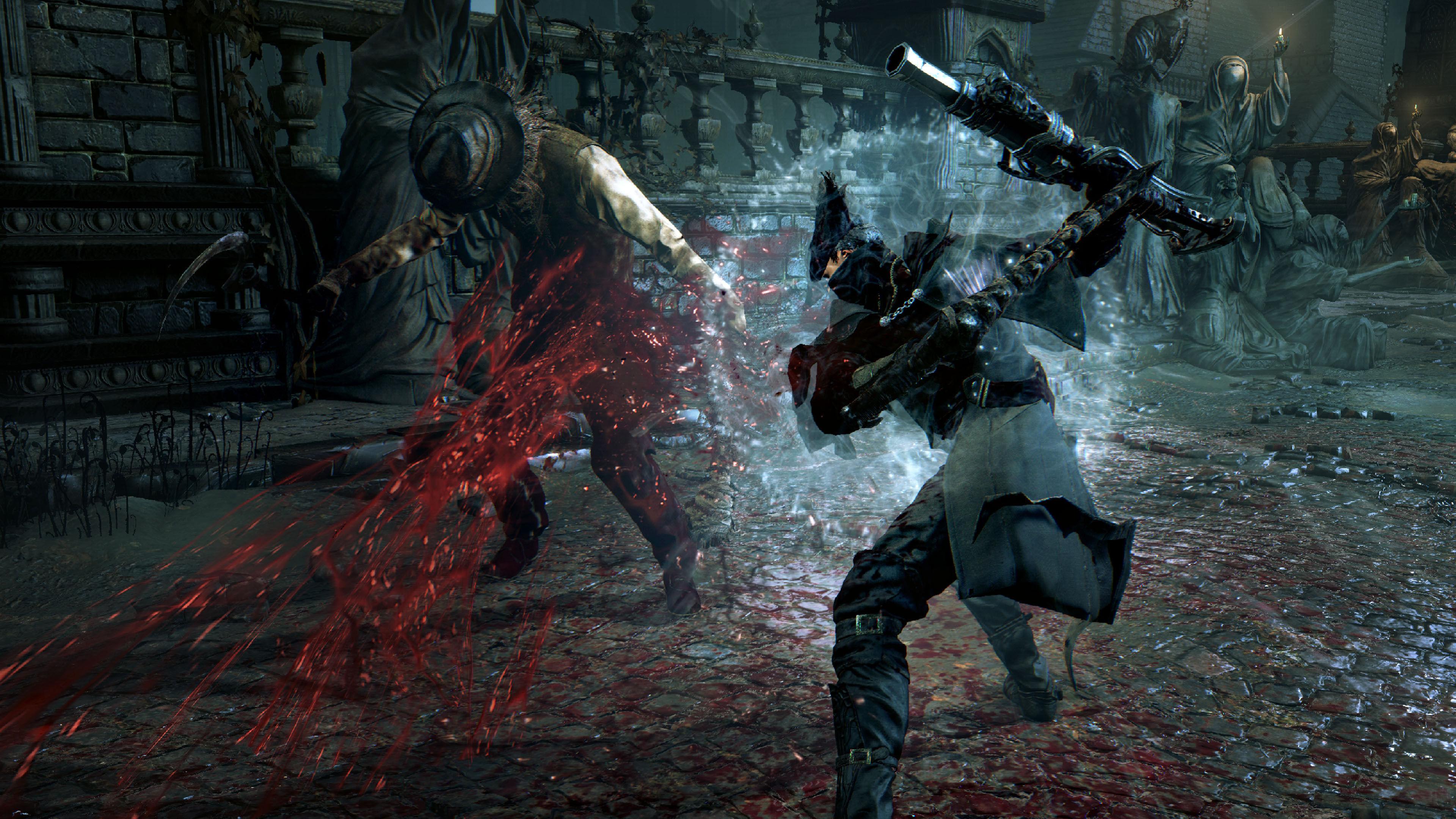 ¿Qué razón existe para que nuestro personaje reviva tras morir en Bloodborne?