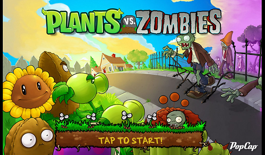 11214 - ¿Cuánto sabes de Plants vs Zombies? [Primera Parte]