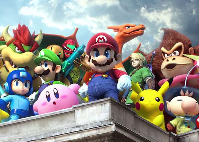 ¿Cuál plataforma tiene a Smash Bros. como su juego mas vendido de su misma plataforma?