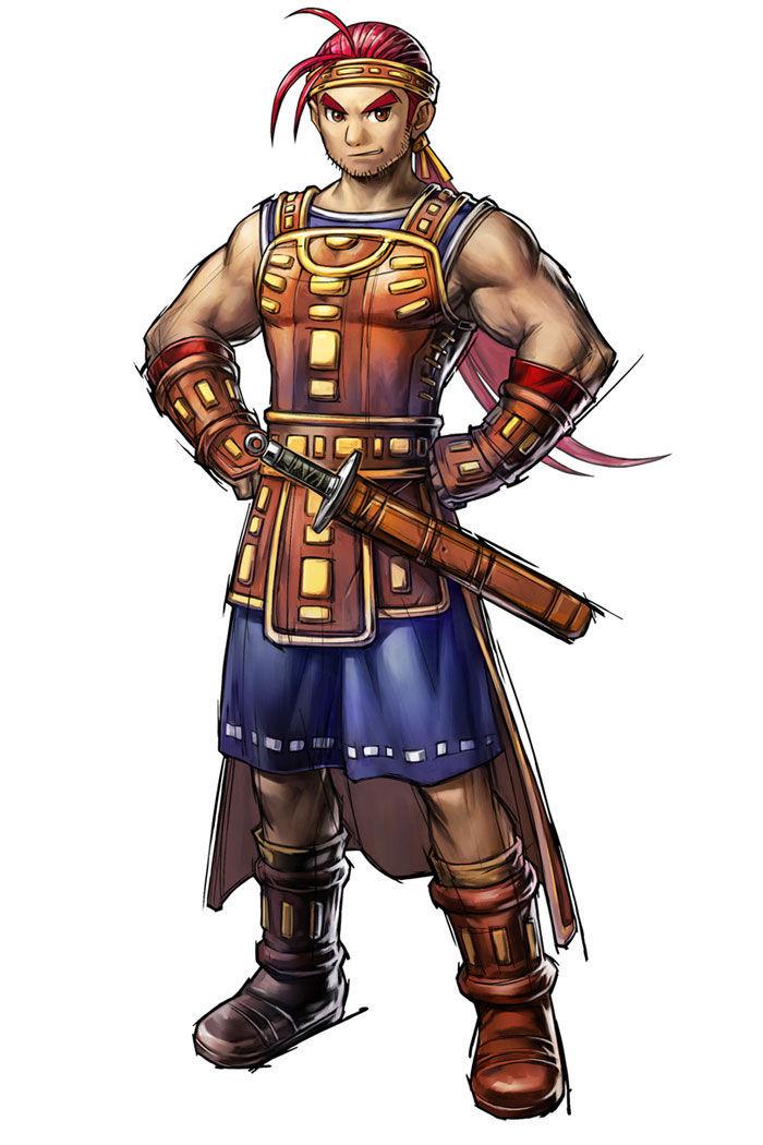 ¿Cómo se llama el hijo del pirata Briggs?