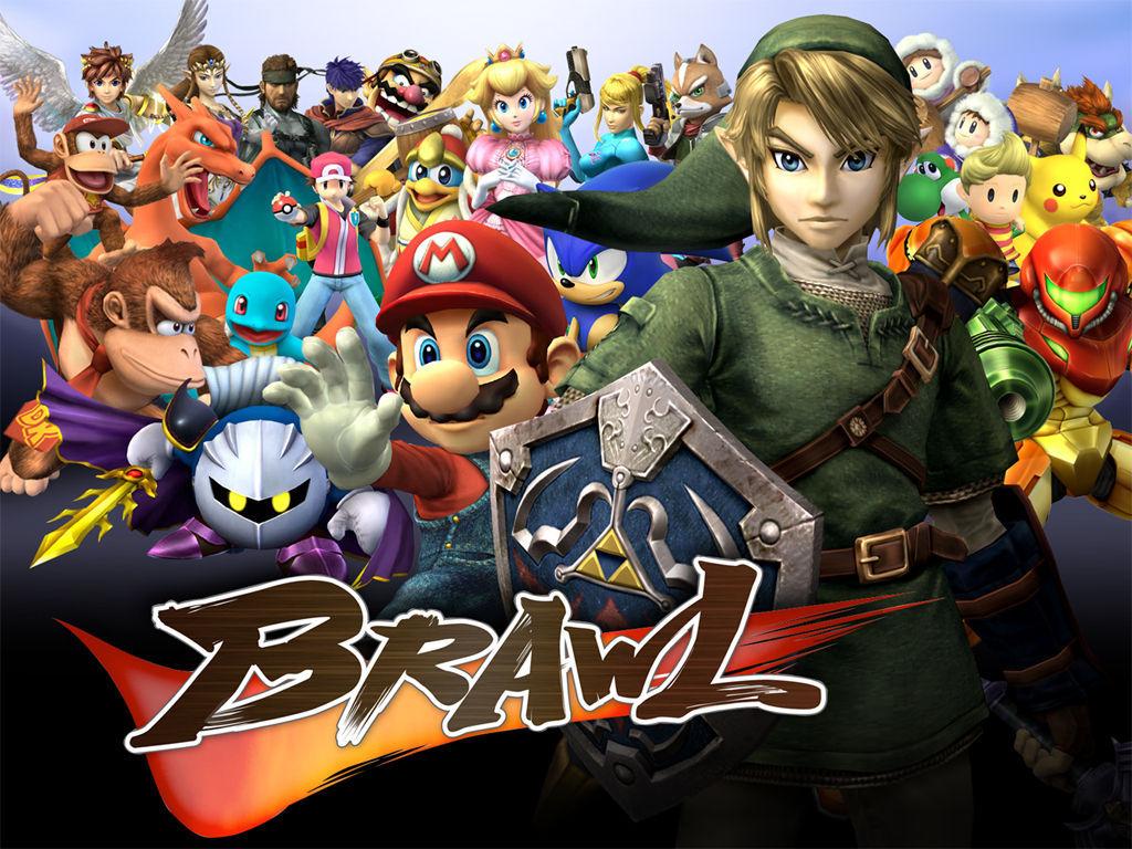 ¿Para cuándo estaba previsto el lanzamiento de Smash Bros de Wii?