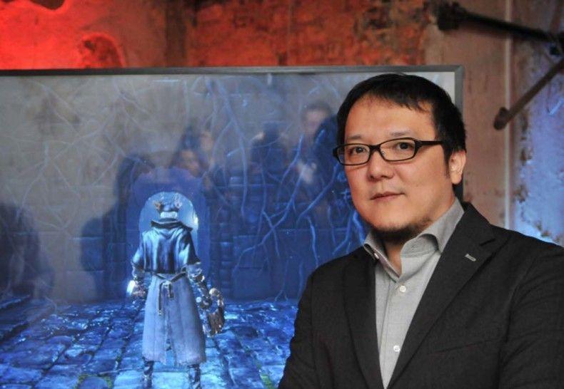 ¿Qué juego de la saga no dirigió el creador de la misma, Hidetaka Miyazaki?