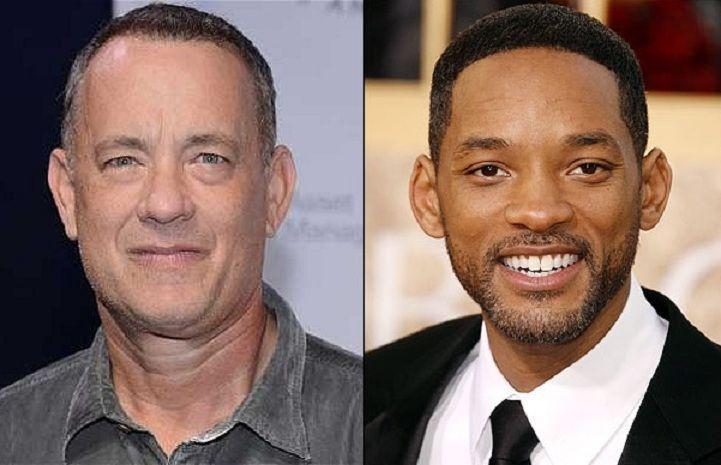 ¿Miden lo mismo Tom Hanks y Will Smith?