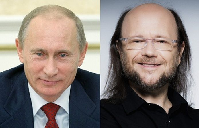 ¿Miden lo mismo Vladímir Putin y Santiago Segura?