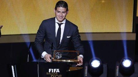 ¿A qué selección le metió James el gol que le hizo ganar el premio Puskas en 2014?
