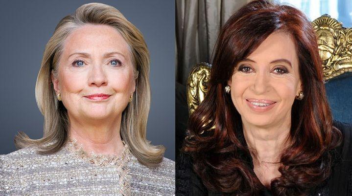 ¿Miden lo mismo Hillary Clinton y Cristina Fernández de Kirchner?
