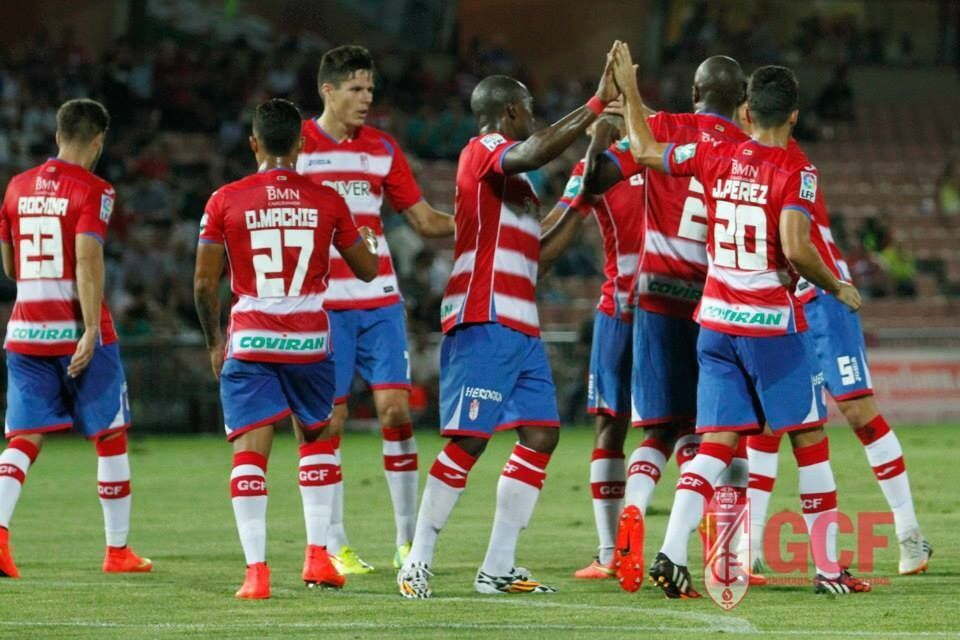 ¿Cuántas veces ha sido un jugador del Granada pichichi de la liga?