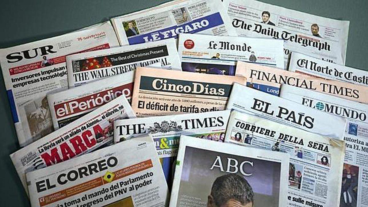 ¿Qué periódico prefieres leer?