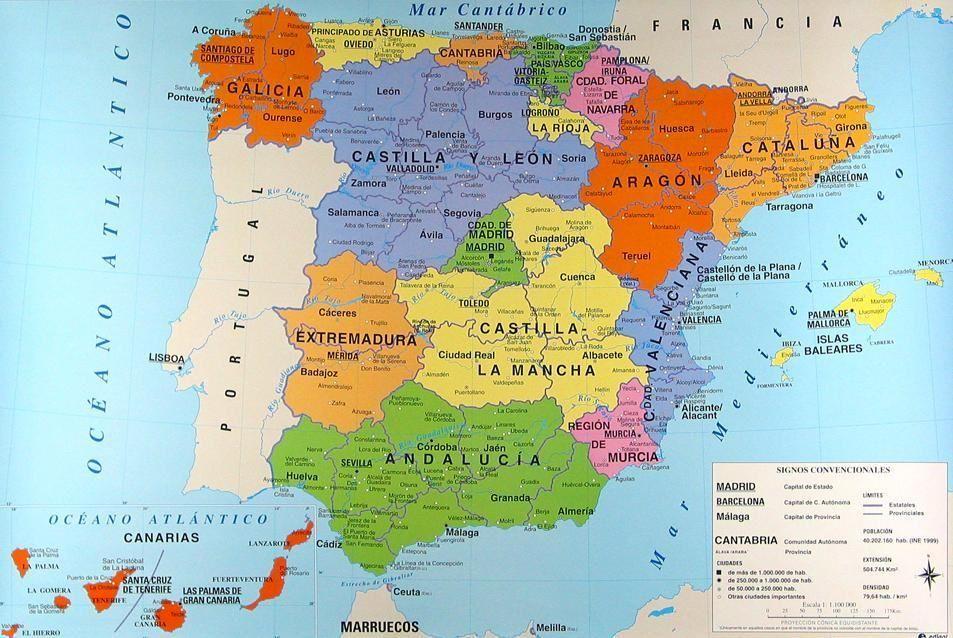 ¿Qué modelo territorial prefieres para España?