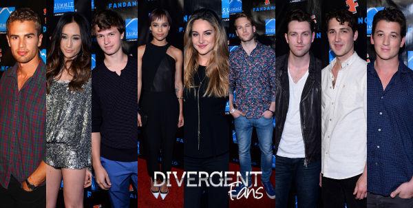 11319 - ¿Conoces a los personajes de la saga Divergente?