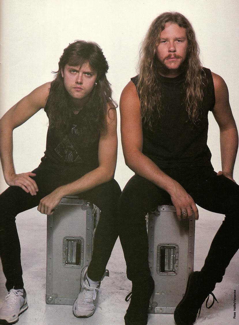 ¿Cómo se conocieron Lars y James?