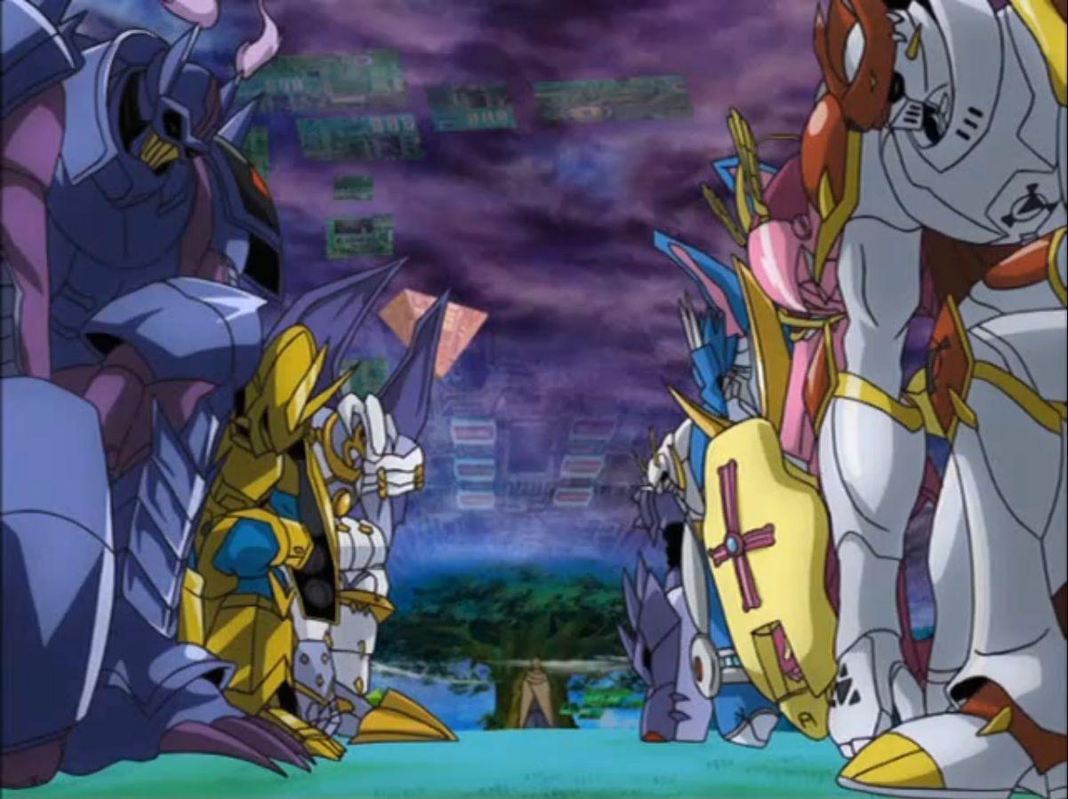 11373 - ¿Eres capaz de reconocer a los Royal Knight?