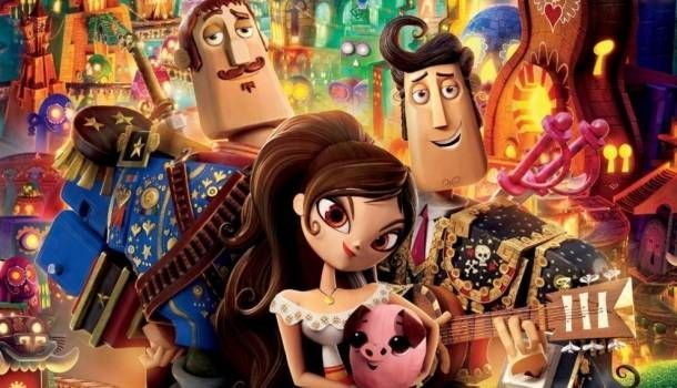 11329 - ¿Conoces a los personajes de películas de 20th Century Fox Animation?