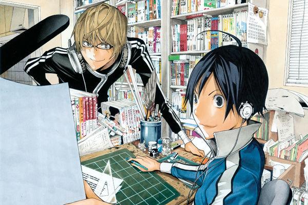 Cúal es el pseudónimo que usan Takagi y Mashiro