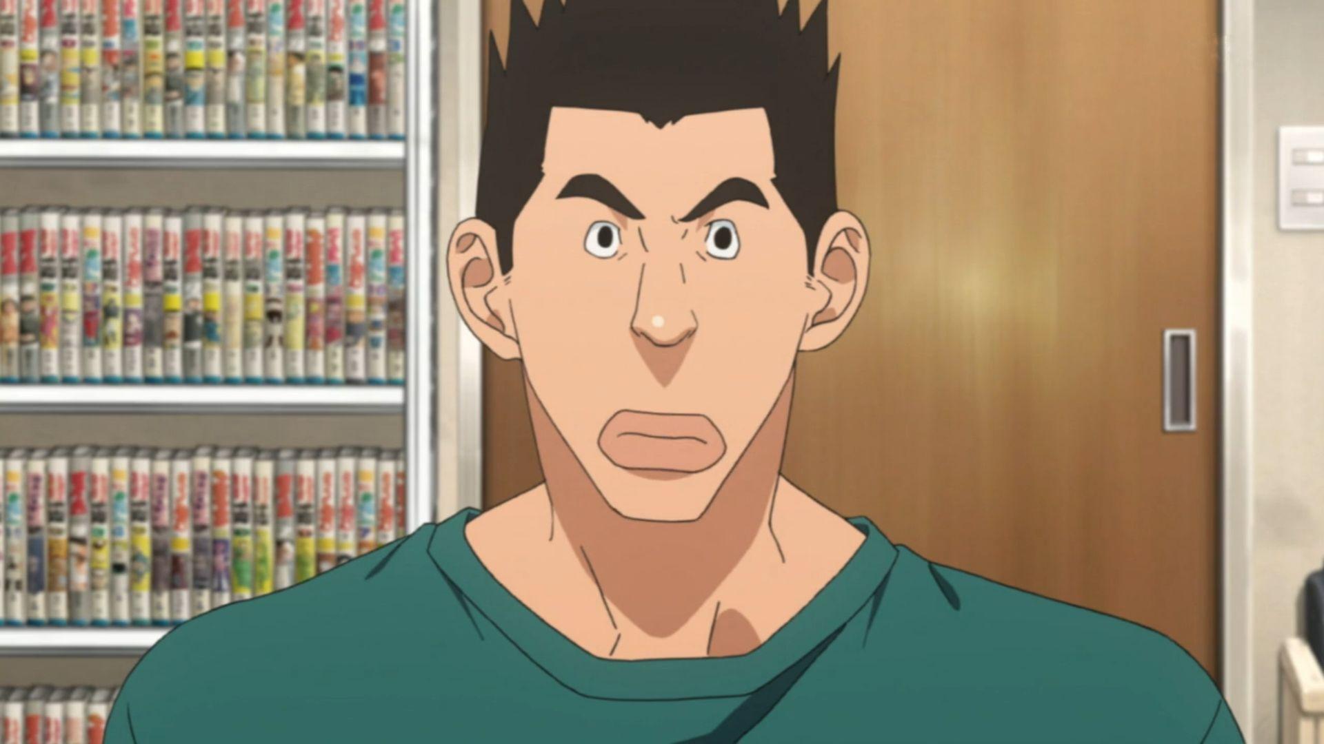 ¿Cómo se llama el primer editor de Ashirogi Muto?