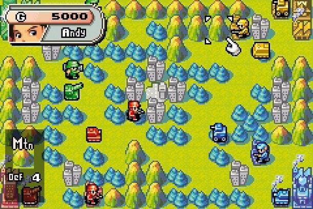 El antecesor de Advance Wars, y a su vez, el primer videojuego de la serie Wars ¿Cómo se llamaba?