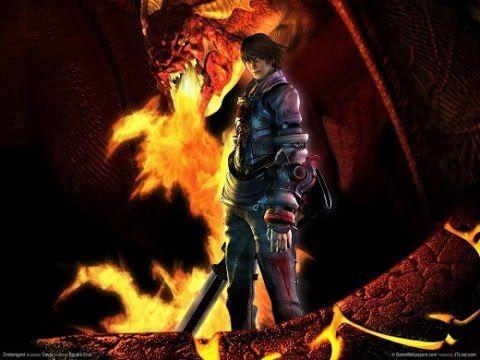 El videojuego Drakengard destaca por...