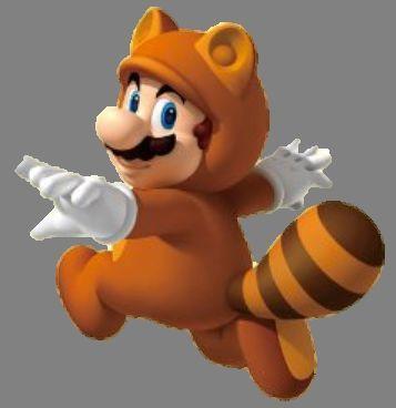 En el videojuego Super Mario 3D Land, Mario es capaz de usar un traje Tanooki, lo que significa que...