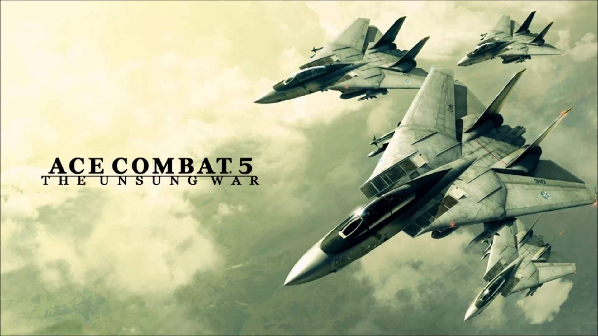 ¿Cuál es el videojuego que le antecede a los eventos de Ace Combat 5: The Unsung War?