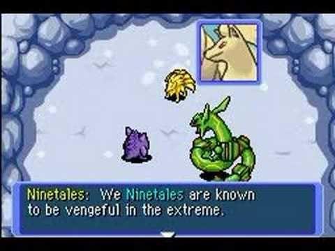 Según la maldición de Ninetales, ¿qué pasaría si alguien tocase una de sus colas?