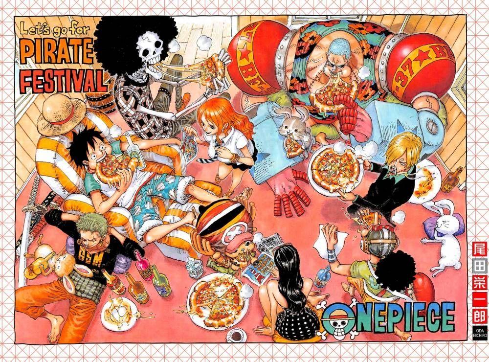 11411 - ¿Puedes relacionar a estos personajes de ONE PIECE con su Akuma no mi?