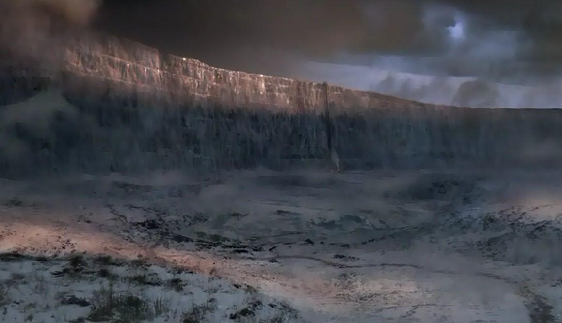 ¿Cuántos castillos tiene la Guardia de la Noche a lo largo del Muro?