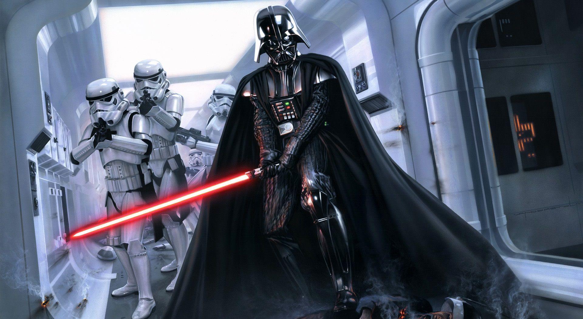 11449 - ¿Cuánto sabes realmente de Darth Vader?