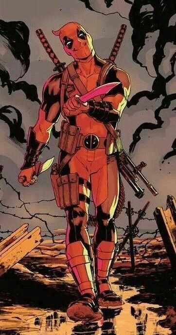 ¿Por qué razón enviaron a Deadpool al Hospicio ?