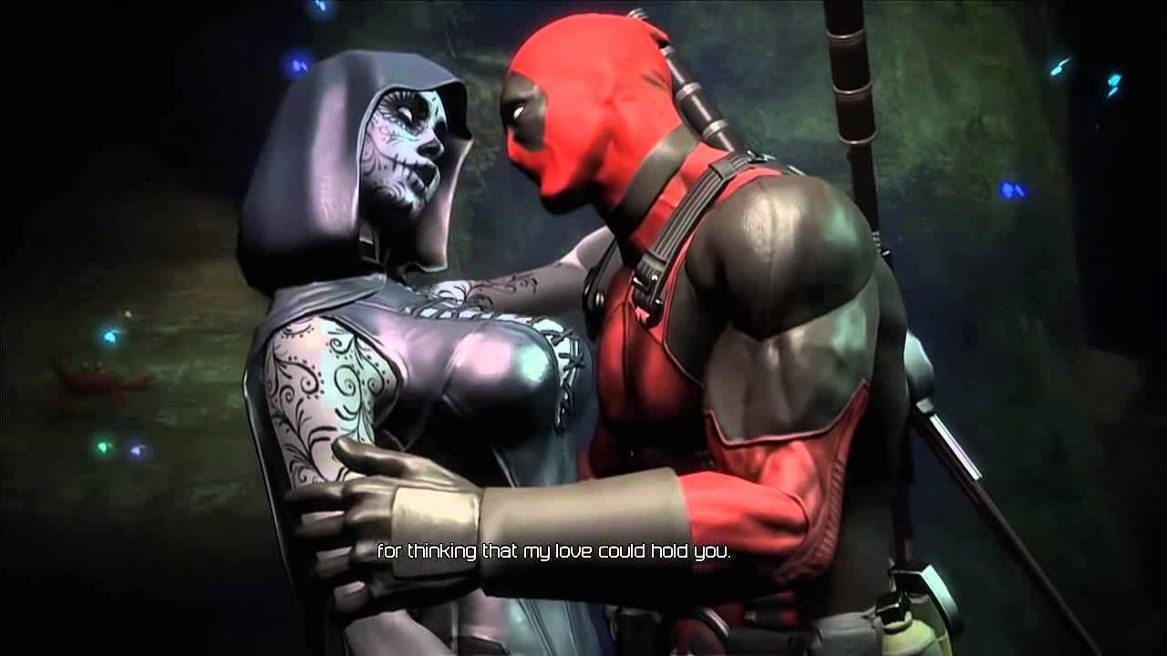 ¿Quién es el alma gemela de Deadpool?