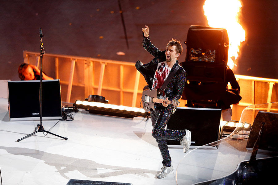 ¿Sabrías decir cual de éstas fue la canción oficial de los Juegos Olímpicos de Londres 2012?