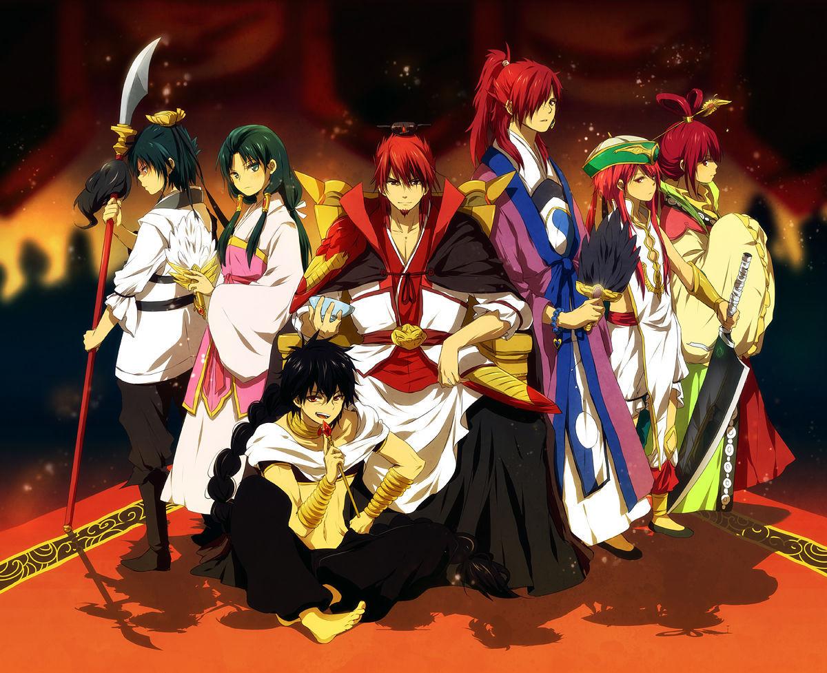 De los que han salido en el anime, ¿cuáles hermanos de sangre de Ren Kouen poseen contenedores metálicos?