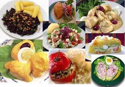 11490 - ¿Cuál prefieres de estas comidas típicas de todo el mundo?