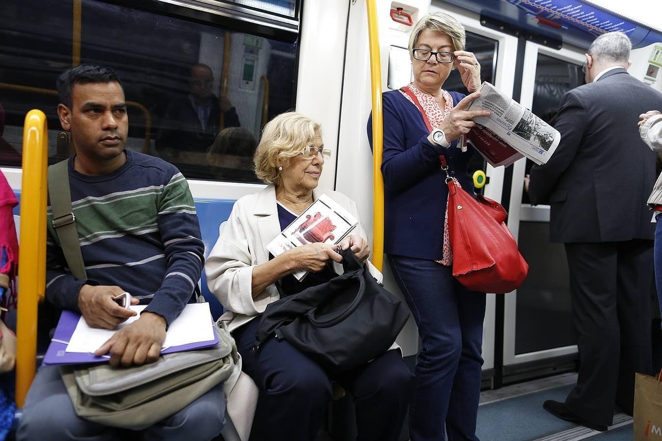 """Résultat de recherche d'images pour """"metro politicos españoles"""""""