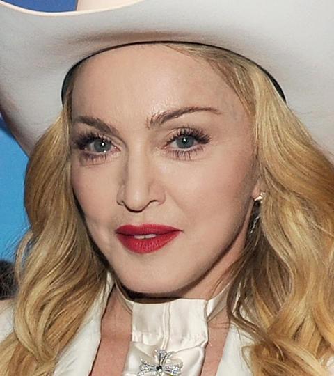 ¿A qué se dedicaba Madonna antes de ser famosa?