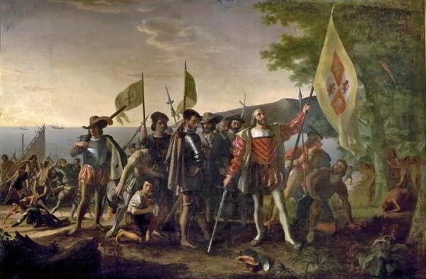 ¿Cuál de estos hechos no sucedió en 1492?