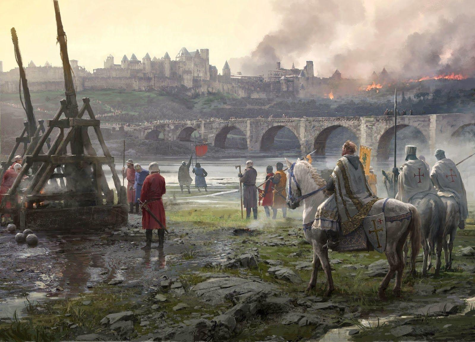 ¿Contra quién fue convocada la Cruzada Albigense?