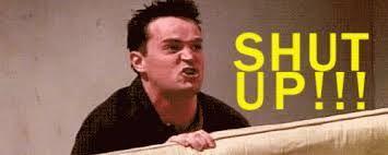 ¿Y la de Shut Up?