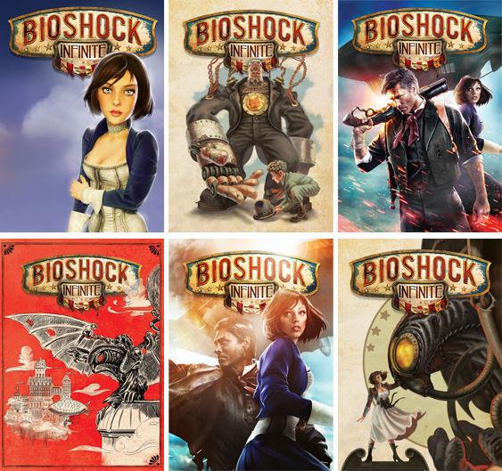 11542 - Saga Bioshock ¿Eres un hombre o un esclavo?