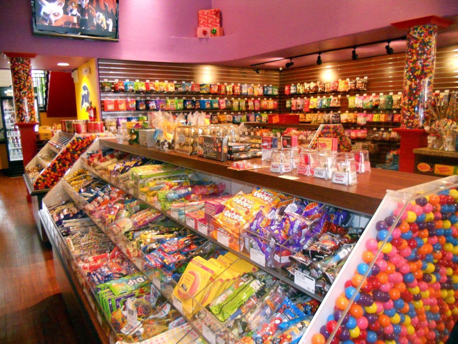 Después de tu hora matutina de ejercicio, vas a comprar un dulce. ¿Qué dulce vas a comprar?