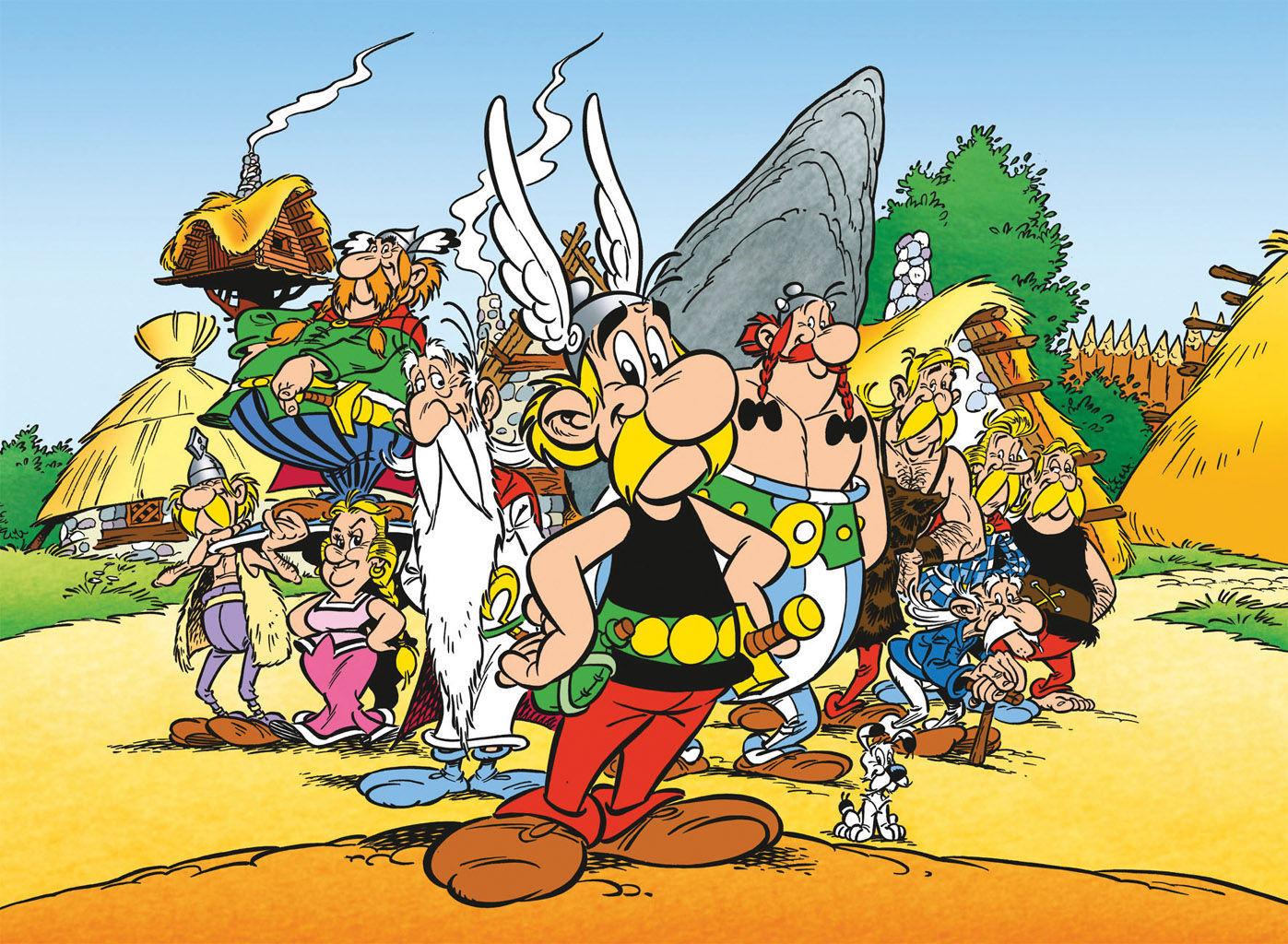11593 - ¿Cuánto sabes de Asterix Y Obelix? Nivel Medio