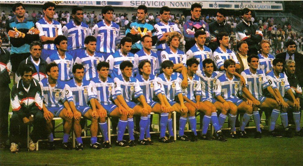 11614 - Leyendas RC Deportivo