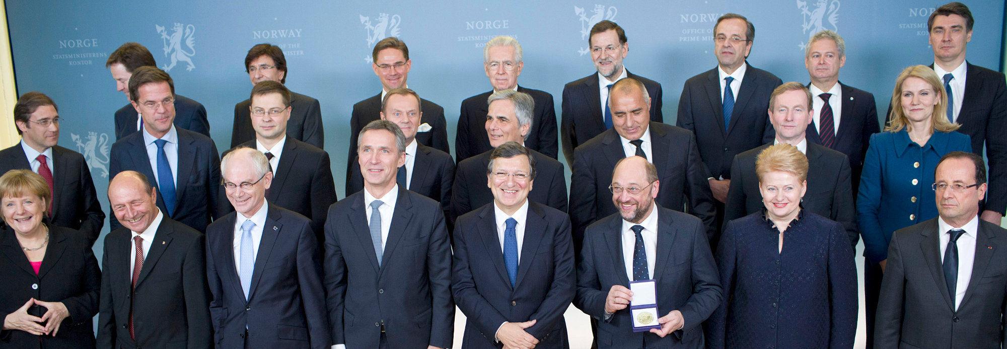 11615 - ¿Conoces a los presidentes de Europa?