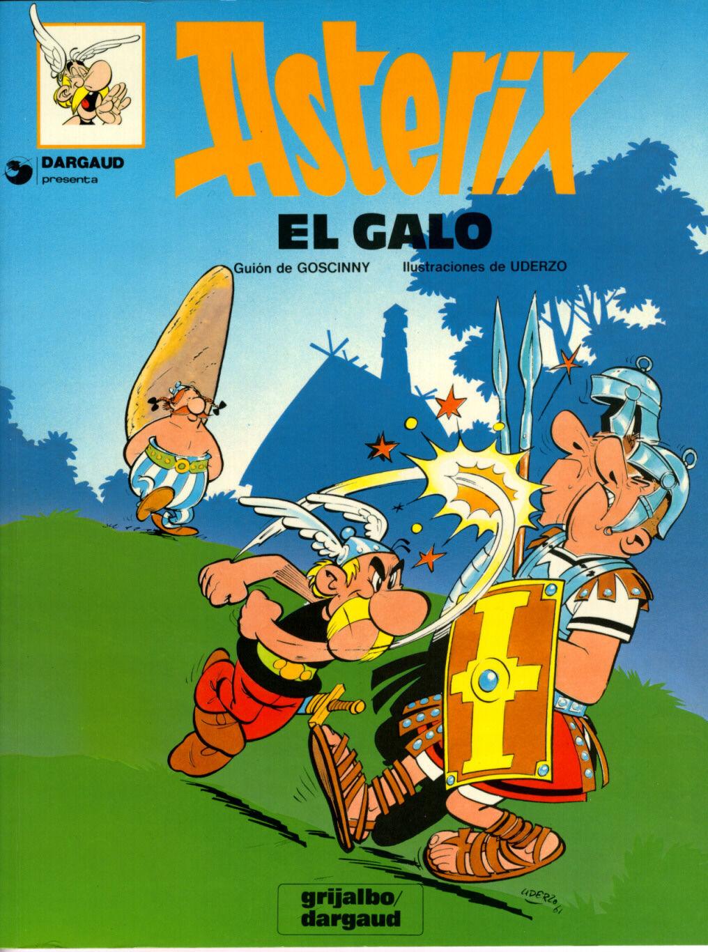 En el cómic de Asterix el galo, Panoramix fabrica una poción mala para los romanos, ¿cuál es el efecto que ésta tiene?
