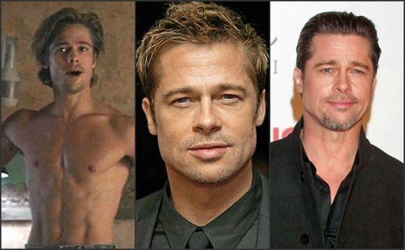 11621 - Brad Pitt el camaleónico