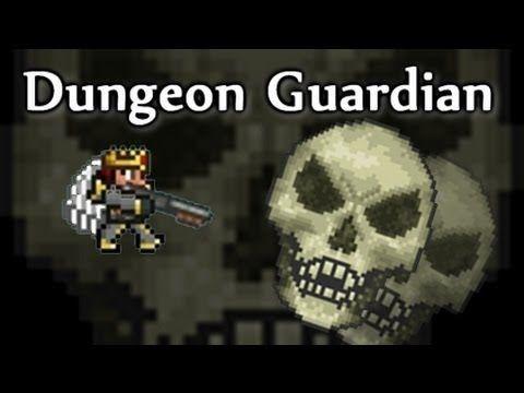 ¿Qué clase de loot tiene el Dungeon Guardian?