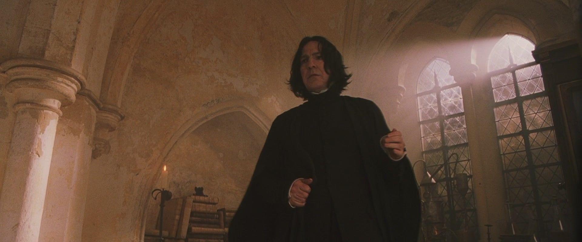 Señor... Potter... Nuestra... nueva... celebridad...