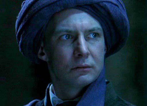 El turbante del Profesor Quirrell...