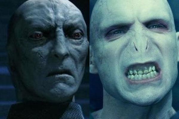 Respecto a Voldemort...