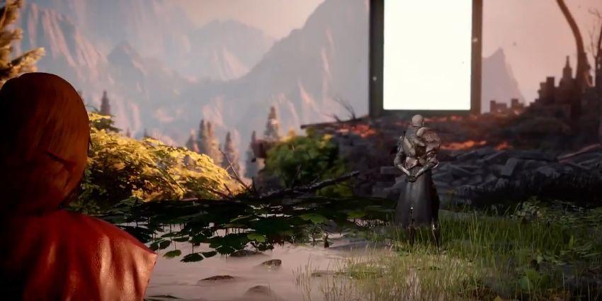 ¿Qué revela Solas al final del DLC: Intruso?