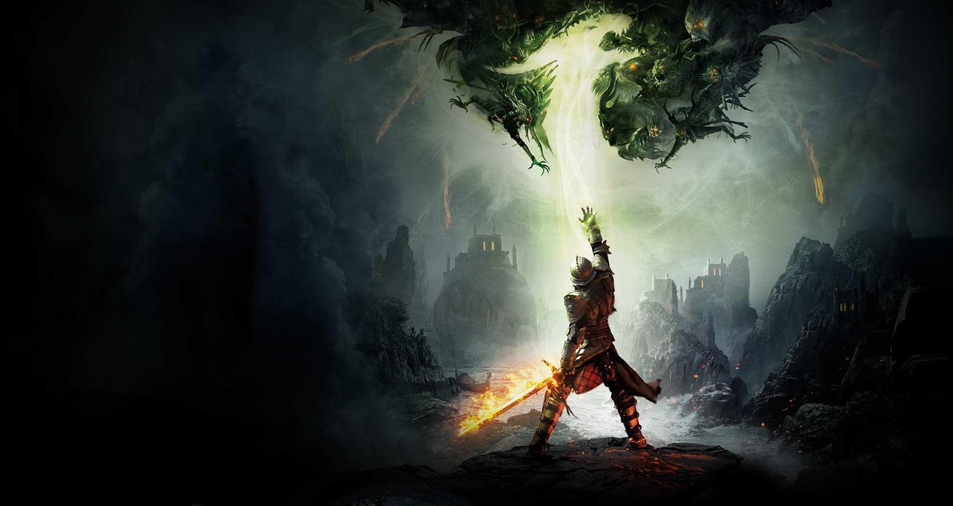 11715 - ¿Cuánto sabes de la Saga Dragon Age?